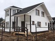 Лесные Озера. Новый готовый дом 146кв.м. на прилесном участке 10 соток - Фото 4