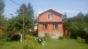 Дом для круглогодичного проживания СНТ Машиностроитель, Мельдино - Фото 1