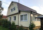 Жилой дом в черте г.Киржач 120 кв.м. на 13 сот. маг.газ, все удобства