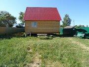 Дом рядом с водохранилищем в Рыбновском районе, д.Глебово Городище. - Фото 2