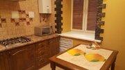 Квартира с дизайнерским ремонтом, все продумано до мелочей. Кухня со .