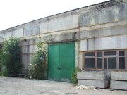 Сдаётся производственно-складское помещение 600 м2