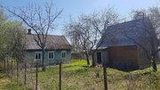 "Участок 8 сот, в СНТ ""Серп и Молот"", Домодедово, свет, вода, дом брус - Фото 3"