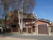 Дом с участком в г. Кимры рядом с лесом и гаражом для катера на воде - Фото 2