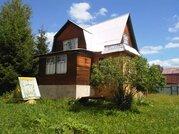 Дача на 12 сотках в СНТ вбл. д. Сумароково, Рузский район
