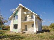 Новый Дом в поселке Заокский (130кв.м и 12 соток) - Фото 1