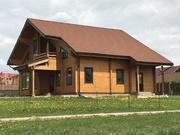 Продается дом из клееного бруса с видом на Круглое Озеро - Фото 4