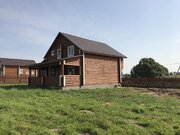 Новый коттедж из бревна в 75 км от МКАД - Фото 3