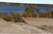 Участок у воды, на берегу озера с коммуникациями - Фото 4