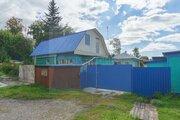 Продажа дома, Новосибирск, Бердское ш., Продажа домов и коттеджей в Новосибирске, ID объекта - 503970627 - Фото 3