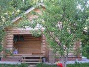 Дом рубленный 150м2, баня 6*6, участок 63 сотки в д. Бородухино - Фото 3