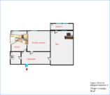 Купить квартиру улучшенной планировки в 14 Мкр., Продажа квартир в Новороссийске, ID объекта - 329291464 - Фото 5