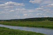 Участок 25 сот. д. Никифоровское, 60 км, рядом лес, река, асфальт. - Фото 5