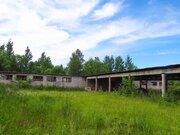 Продам земельный участок и зерносклад в д.Каюрово Кимрского района - Фото 3