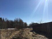 Удино. Участок рядом с лесом. 30 км от МКАД (Рогачевское шоссе)