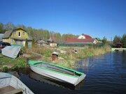 Дача в Конаково на воде - свой берег, СНТ Юность Мошковский залив