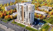 3-комн. квартира 92,41 кв.м. в доме комфорт-класса ЮАО г. Москвы - Фото 2