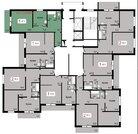 Продам 1-комн. квартиру 47.1 кв.м. пер.Уютный