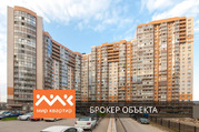 Квартира в развивающемся районе Санкт-Петербурга