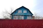 Бревенчатый дом в Егорьевском районе д.Полбино - Фото 2
