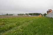 14 соток в д. Вашутино, Боровского р-на, огорожен, бытовка, колодец - Фото 4
