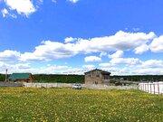Продается земельный участок 25 соток, Клинский р-н, д.Милухино - Фото 5