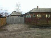 Дом в пгт Промышленном.