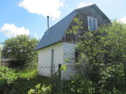 Дача (два дома) на участке 5 соток в СНТ Заря, г.Карабаново, Владимирс - Фото 1