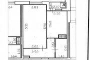 1 комнатная квартира 34.5 м2 г. Тосно - Фото 1