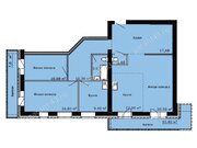 Продажа четырехкомнатной квартиры на улице Молодой Гвардии, 15 в .