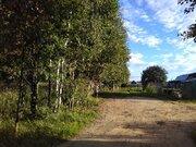 Участок в красивом месте под усадьбу, ферму, дачное строительство