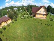 Имение в жилой деревне Киржачского района Владимирской области - Фото 1