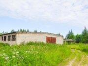 Продам земельный участок и зерносклад в д.Каюрово Кимрского района - Фото 1