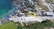Купить земельный участок под коммерцию в Новороссийске на берегу моря - Фото 1