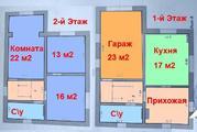 Жилой 2-х этажный коттедж 150 м2 с. Репное - Фото 2