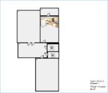 3 200 000 Руб., Купить двухкомнатную квартиру в монолитном доме., Купить квартиру в Новороссийске по недорогой цене, ID объекта - 327842092 - Фото 2