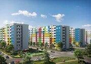 Двухкомнатная квартира для спортивных людей, Купить квартиру в Краснодаре по недорогой цене, ID объекта - 323034389 - Фото 2