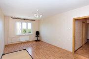 Продам солнечную 2-комнатную квартиру 58,4 кв.м в Осиновой роще