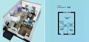 """Просторная трехуровневая квартира (Таунхаус """"Уэльс""""), Таунхаусы в Перми, ID объекта - 502676401 - Фото 3"""