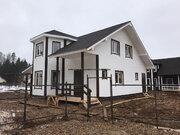 Лесные Озера. Новый готовый дом 146кв.м. на прилесном участке 10 соток - Фото 5