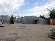 Продаётся производственно-складской комплекс в Краснодаре, Продажа складов в Краснодаре, ID объекта - 900202376 - Фото 8