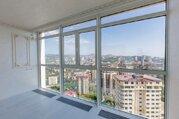 Квартира с тремя спальнями и видом на море в центре Сочи, Купить квартиру в Сочи по недорогой цене, ID объекта - 322851289 - Фото 11