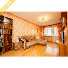 Продается трехкомнатная квартира по Октябрьскому проспекту, д. 28а, Купить квартиру в Петрозаводске по недорогой цене, ID объекта - 322749946 - Фото 1