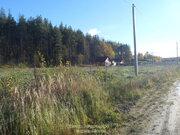 Участок, Горьковское ш, 84 км от МКАД, Головино, в деревне. Участок . - Фото 1