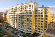 Продажа 1-комнатной квартиры, 40 м2, Смоленская улица, д. 11к2