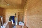Деревянный дом на участке 15 соток, Продажа домов и коттеджей Хмелево, Киржачский район, ID объекта - 502881871 - Фото 6