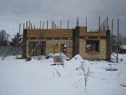 Недостроенный жилой дом на 15 сот. д.Рождествено - Фото 2