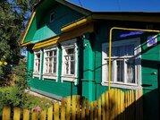 Рубленный добротный дом с агв, г.Киржач, рядом река , Храм - Фото 1
