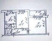 2 комнатная квартира в Дягилево, ул.Белякова 33, г.Рязань