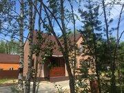 ДНТ Таратино. Новая дача на участке с лесными деревьями. Газ по границ